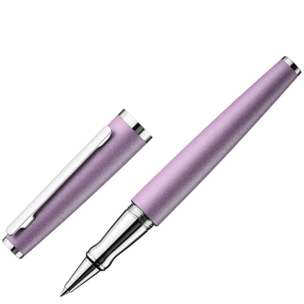 Otto Hutt_Design06_Lavender Matt Platinum_Rollerball