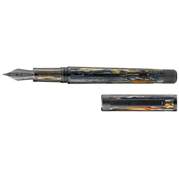 Montegrappa_Zero Meteor Shower_Fountain Pen