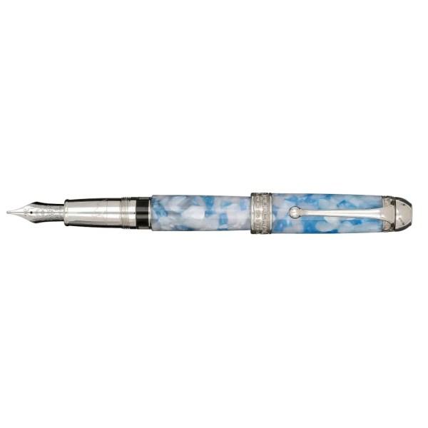 Aurora_Ambienti Collection_Glacier_Fountain Pen