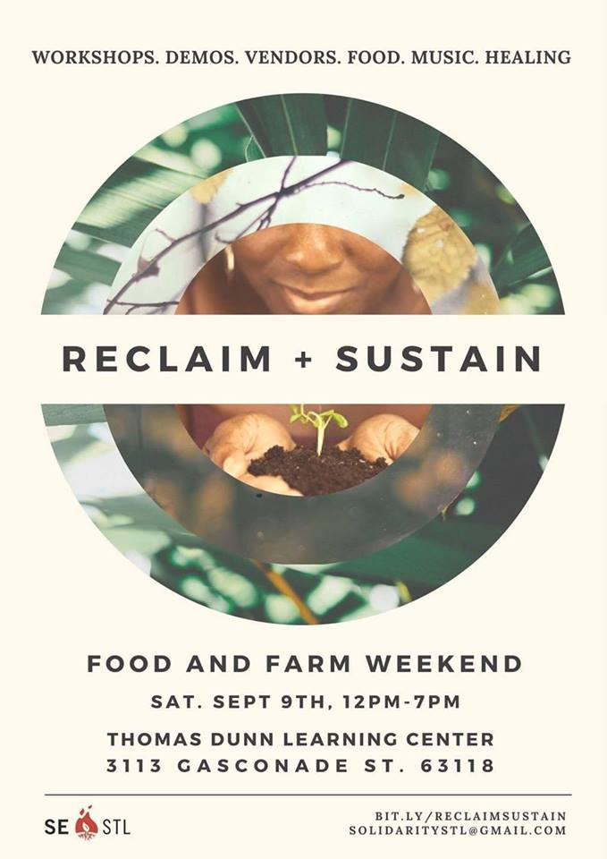 Reclaim + Sustain