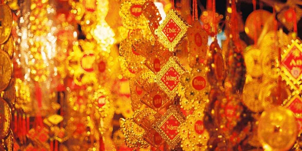 Chúc Mừng Năm Mới - Happy New Year. Photo by Khánh Hmoong.