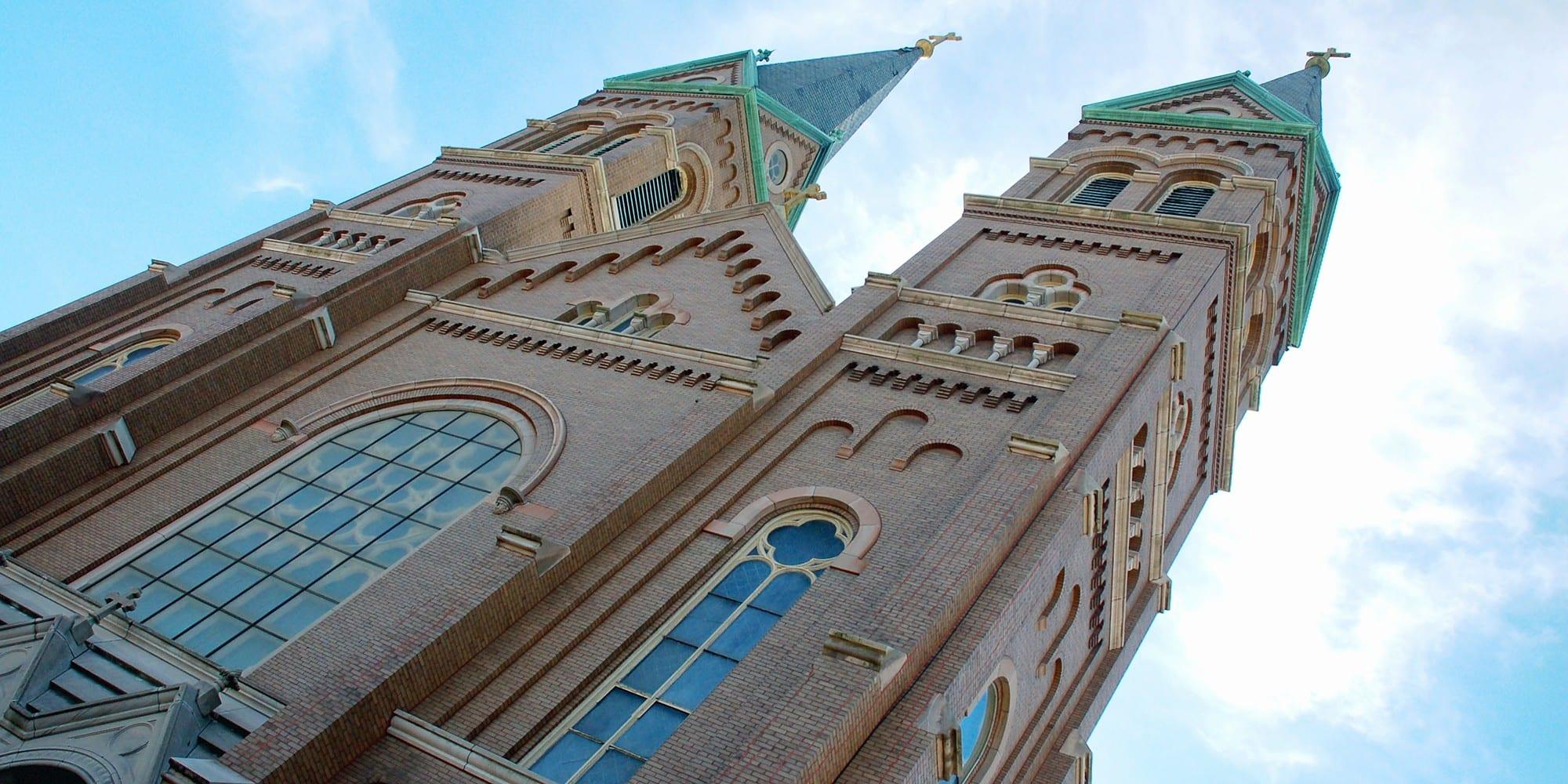 St. Anthony of Padua Catholic Church. Photo by Nick Findley.