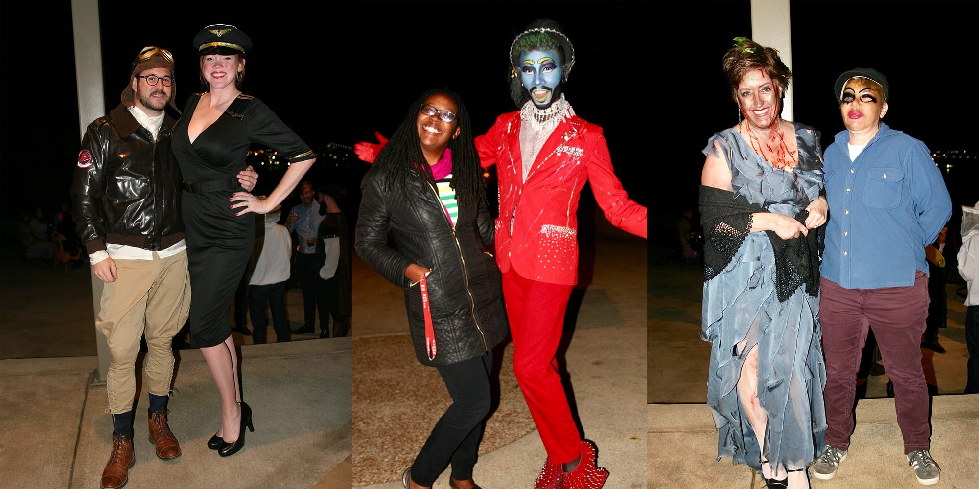 People at the Dutchtown Karneval.