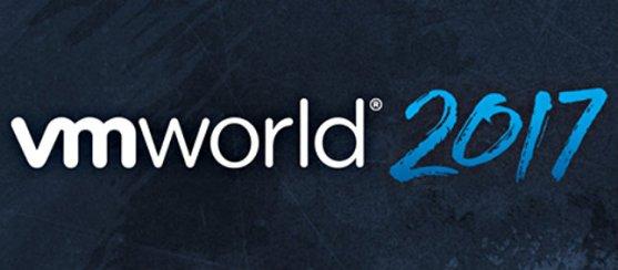 VMworld 2017 logo