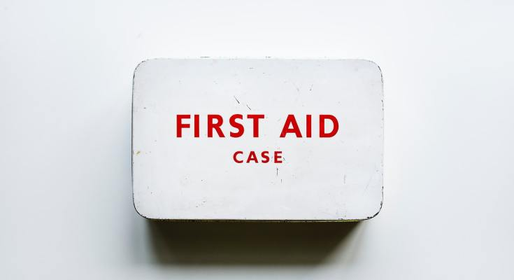 First aid - Photo by rawpixel.com from Pexels