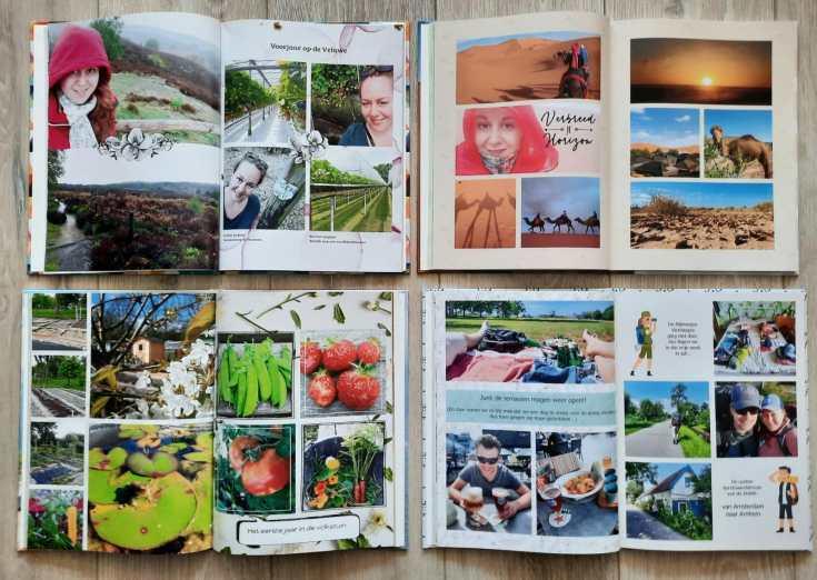 Fotoboek maken - voorbeeld