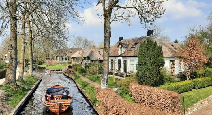 Bezoek Giethoorn
