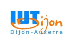 Logo IUT GEA Dijon Auxerre