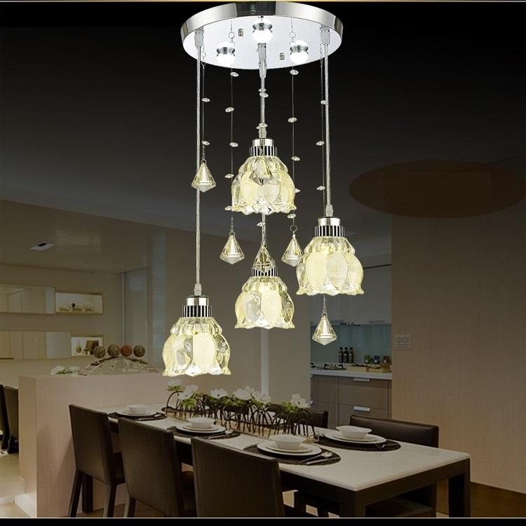 Three Light Pendant Kitchen