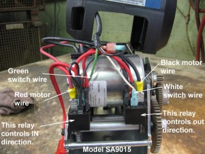 12 Volt DC Winches with Remote Switch Manual | Dutton