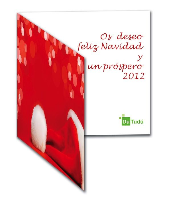 Feliz navidad y próspero 2012 productivo