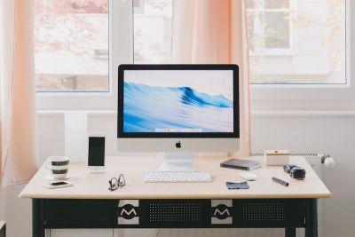 Mantén un espacio de trabajo productivo