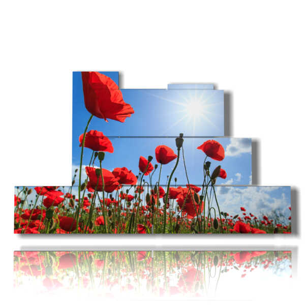 Red Poppies 001 1 Rote Mohnblumen Iphone Case Cover By Rasch