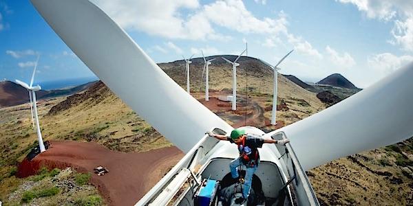 GWEC wind energy report