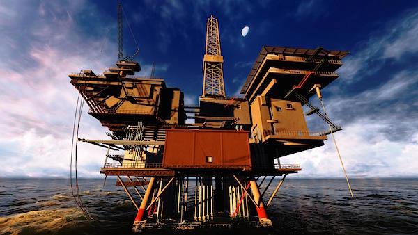 waterstof op zee