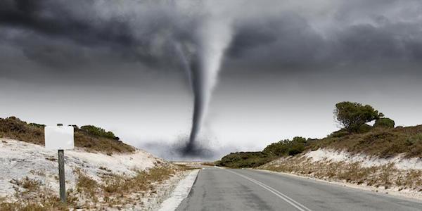 shitstorm dode hoek van klimaatmodellen