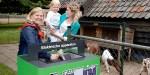 Kinderboerderijen zamelen recordaantal apparaten in voor recyclen