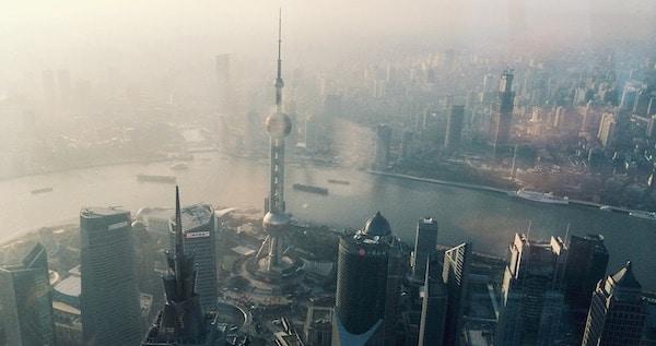 china shanghai smog klimaat