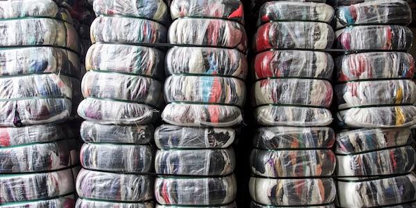 hergebruik textiel