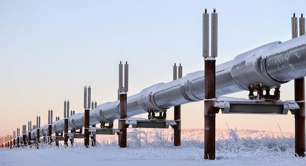 olie boren noordpool