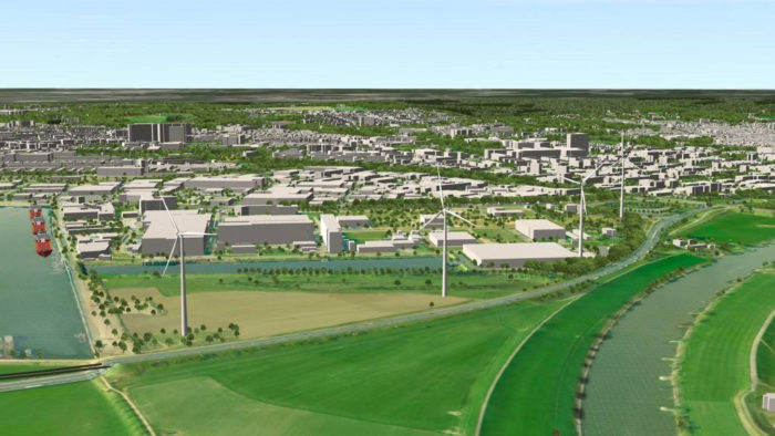 Word mede-eigenaar van Windpark Koningspleij in Arnhem