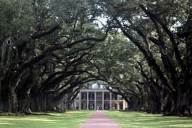 La route des plantations de la Nouvelle-Orléans à Natchez