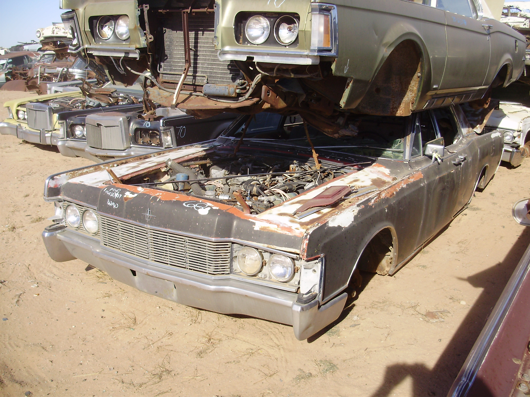 1967 Charger Body Dodge Parts