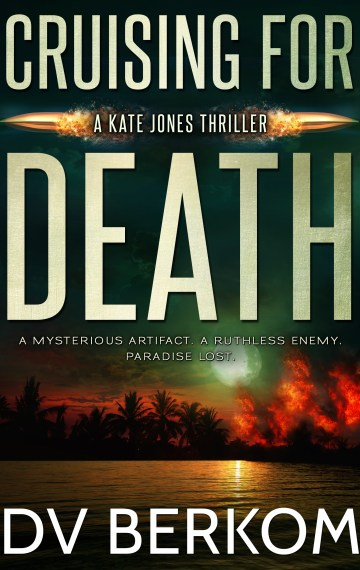Cruising for Death (Kate Jones #5)