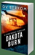 print cover for Dakota Burn