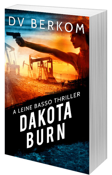 print cover for Dakota Burn