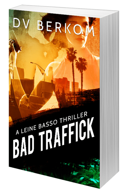 print cover for Bad Traffick