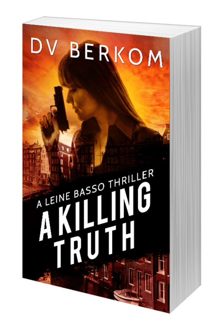 image of A Killing Truth paperback