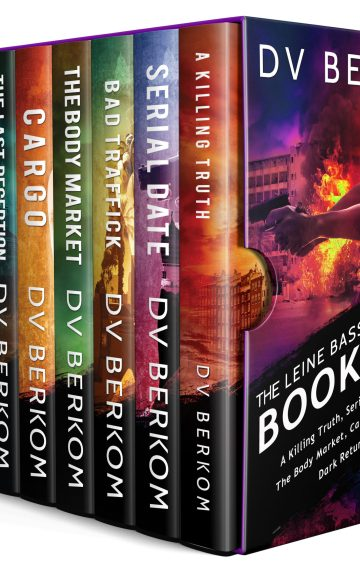 The Leine Basso Thriller Series, Books 1-8 Boxset