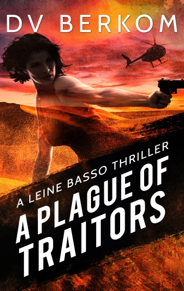 cover for A Plague of Traitors