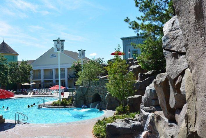 Saratoga Sprngs Pool