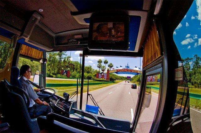 The Magic Express at Disney World