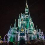 dream-lights at Magic Kingdom