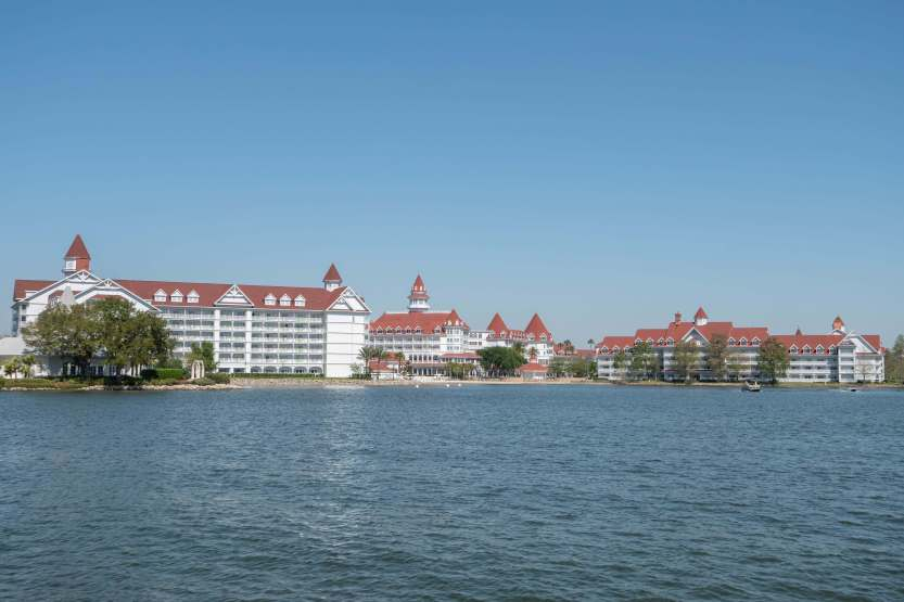 Grand Floridian Resort & Spa at Disney World