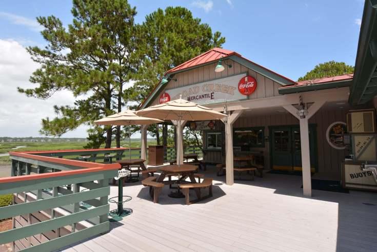 Hilton Head Quick Service store