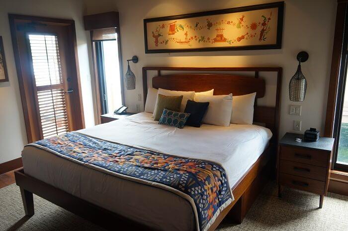 Polynesian one-bedroom
