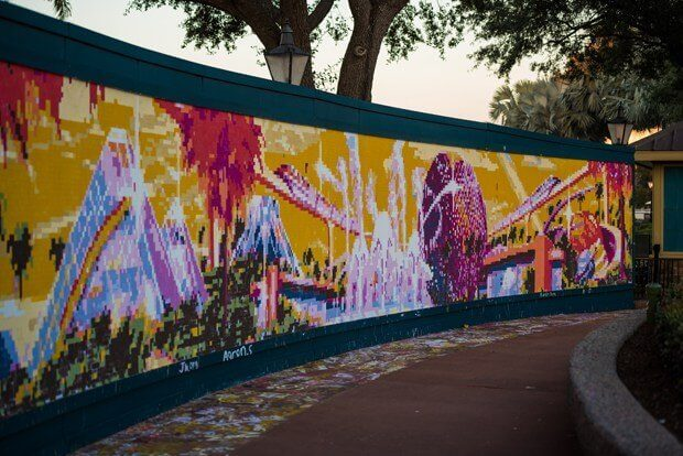 Epcot Festival of the Arts at Disney World