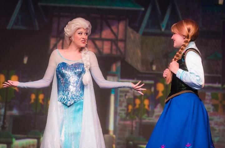 Disney's For the First Time in Forever: A Frozen Sing-Along Celebration