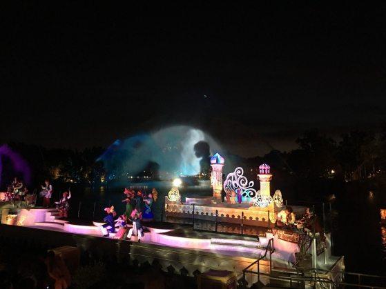 Jungle Book show at Disney's Animal Kingdom