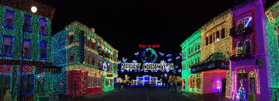 Disney's Osbourne Light Show