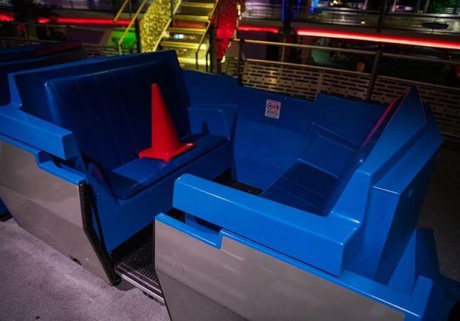 Tomorrowland Transit Authority PeopleMover at Disney's Magic Kingdom