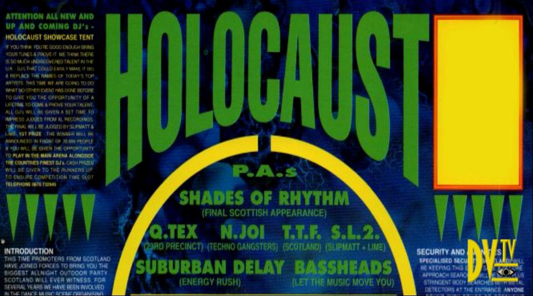 Holocaust 92