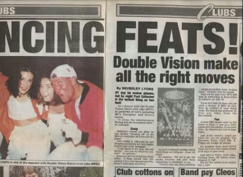 The Double Vision Dance Crew (MPO) catches media attention…