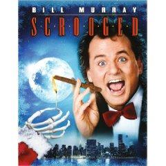 Scrooged Blu Ray
