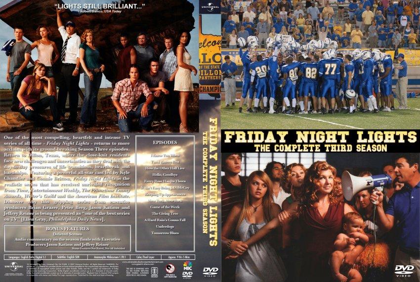 Friday Night Lights Season 3 Watch Online Free