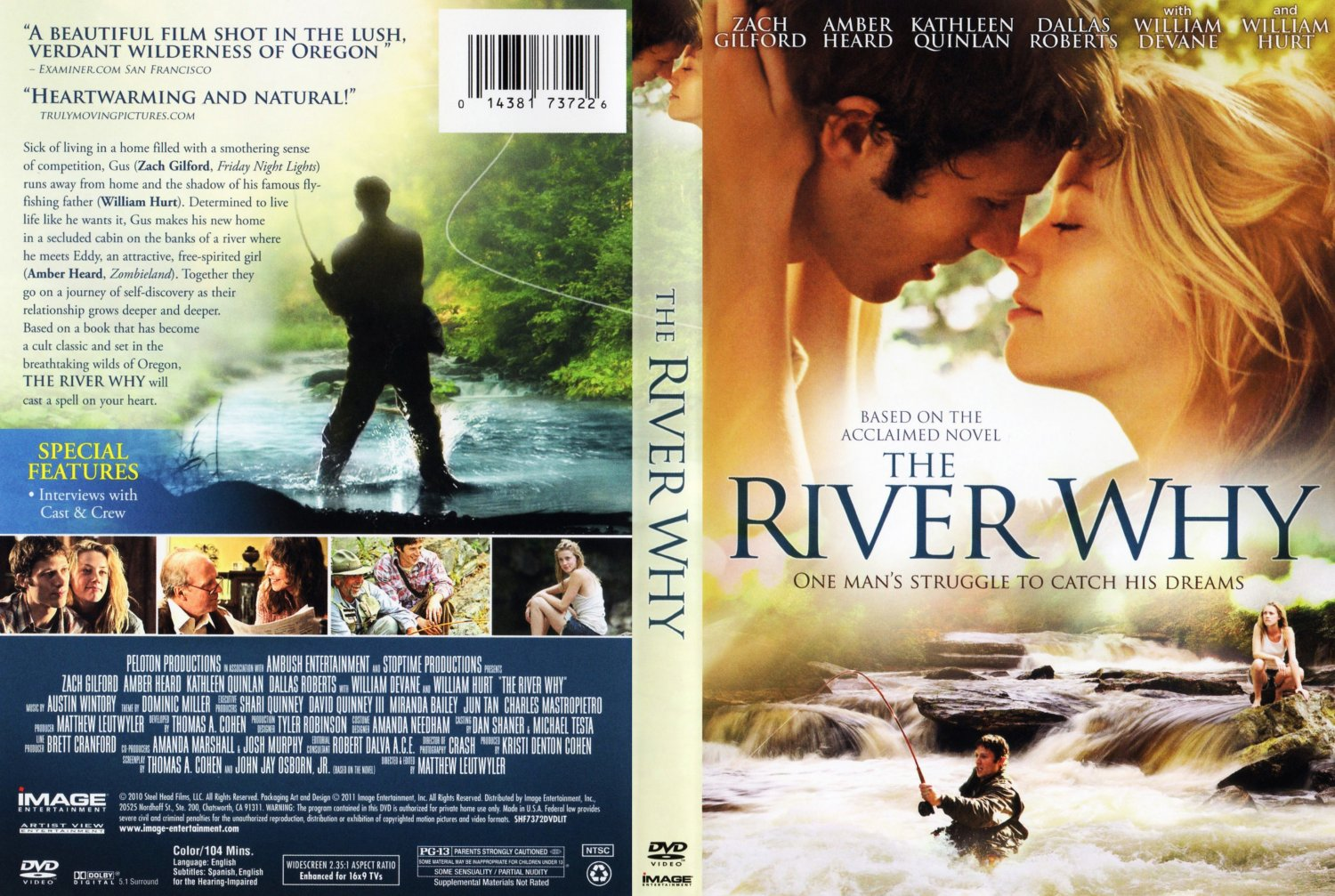 The River Why DVD cover